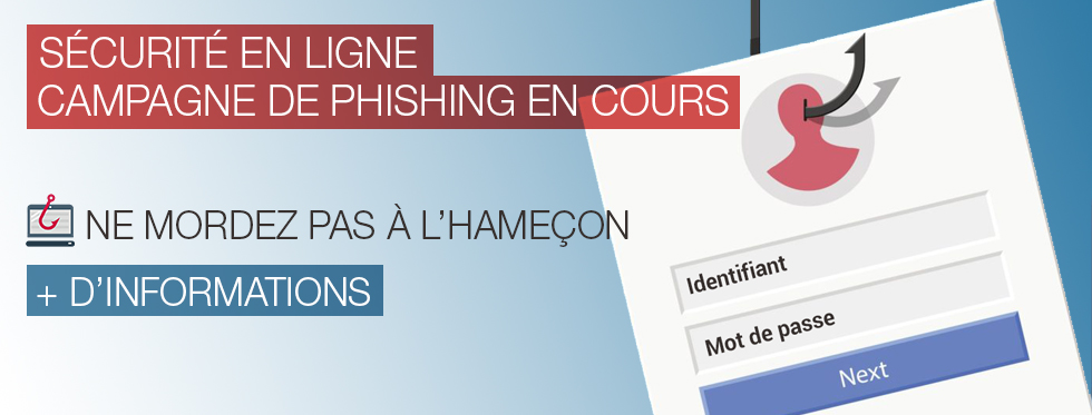 Phishing - Plus d'informations